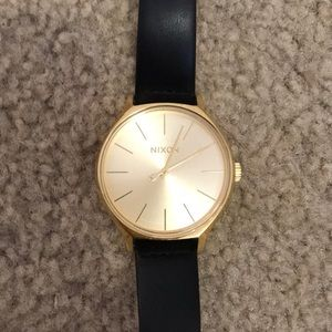 Nixon watch (women's)